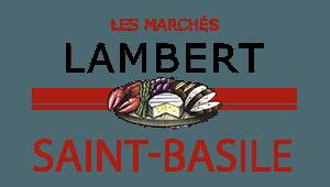 Marché Lambert Saint-Basile