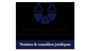 Desgroseilliers Beauregard Clément Notaires
