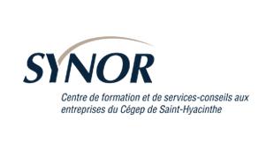 SYNOR – Centre de formation et de services-conseils aux entreprises du Cégep de Saint-Hyacinthe