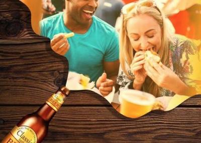 Festival bières et bouffe