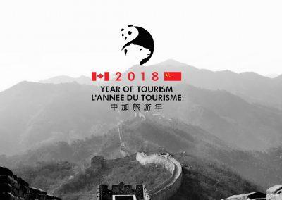 L'Année du tourisme Canada-Chine