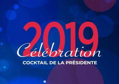 Cocktail de la présidente 2019