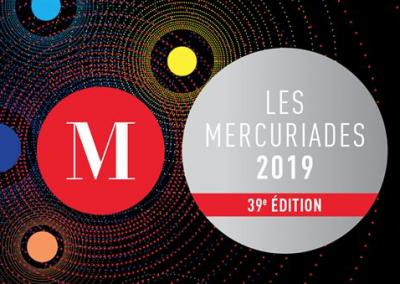 Finaliste, concours Les Mercuriades