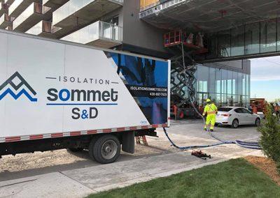 Isolation sommet S&D inc. – Nouveau membre