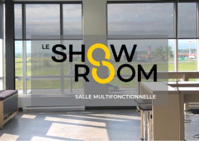 Le Showroom – Nouveau membre