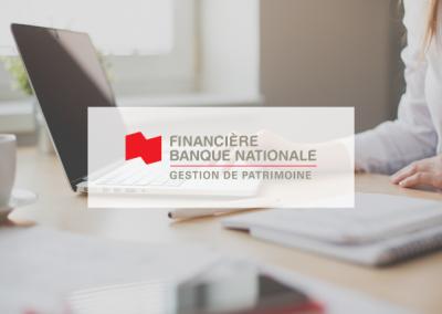 Financière Banque Nationale – Nouveau membre