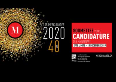 Participez au plus prestigieux concours d'affaires du Québec