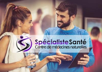 Spécialiste Santé – Nouveau membre