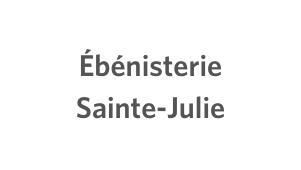 Ébénisterie Sainte-Julie