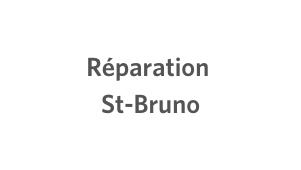 Réparation St-Bruno